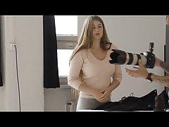Грудастая Чешская красотка Люси ли любит, когда ее подруг-лесбиянок на